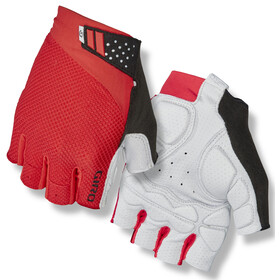 Giro Monaco II Gel Bike Gloves Men red/white